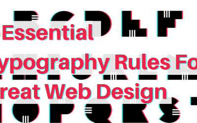 9 Essential Typography Rules For Great Web Design