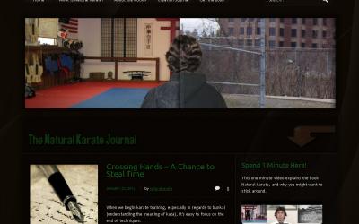 Natural Karate Book